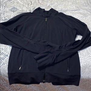 Lululemon Nulu black jacket lightly used
